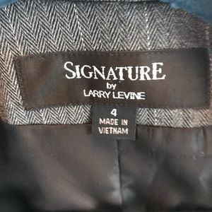 Signature by Larry Levine Jackets & Coats - Women's work blazer
